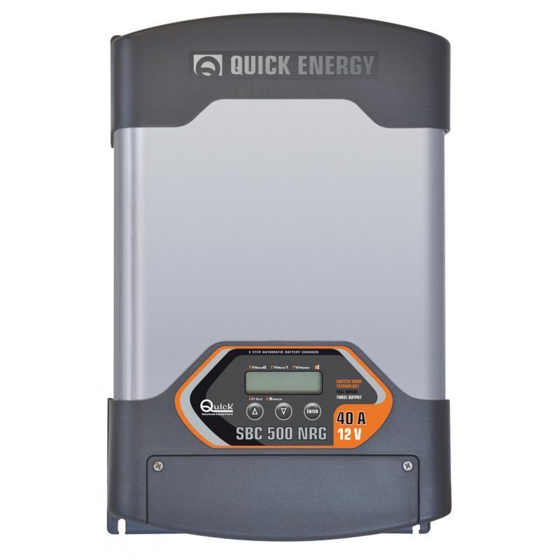 Quick SBC1950 NRG Hi-Power Ladegerät ,24V, 80A