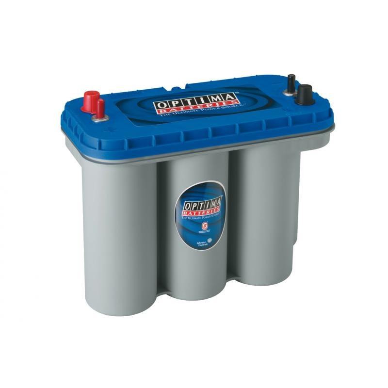 OPTIMA AGM Bootsbatterie '''BlueTop'' 66 Ah'
