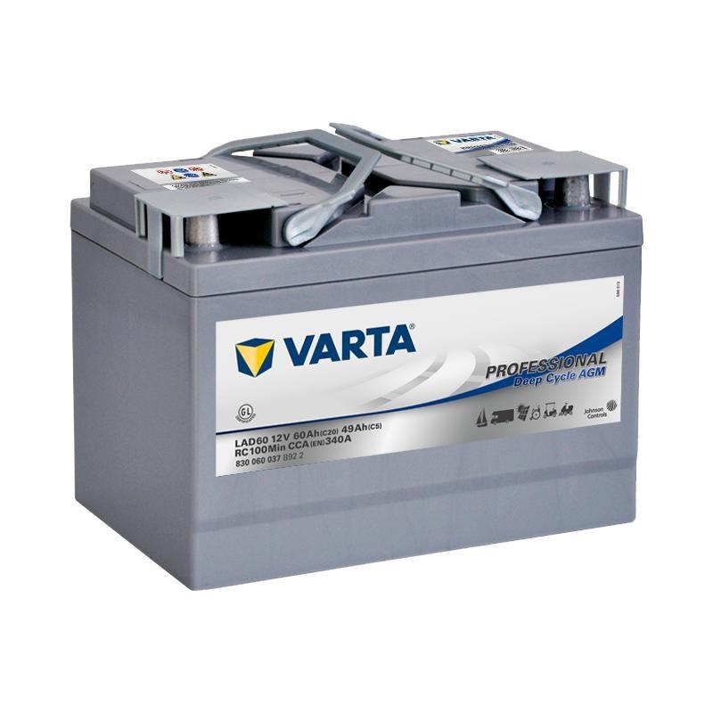 VARTA Professional Deep Cycle AGM 60Ah