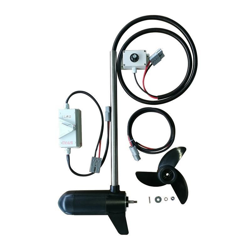 EcoPower 3.0: 24V - 140lbs - 2100W - Fernlenkung